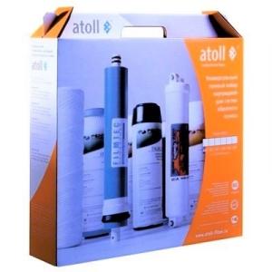 Полный набор картриджей Atoll 104