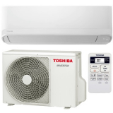Инверторный кондиционер на 2 кВт (20 м2) Toshiba RAS-07J2KVG-EE/RAS-07J2AVG-EE