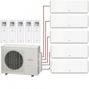 Мульти сплит система Fujitsu ASYG07KMCCх3+ASYG09KMCC+ ASYG14KMCC/AOYG36KBTA5