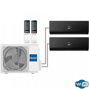 Мульти сплит система Haier AS25S2SF1FA-Bх2/2U50S2SC1FA