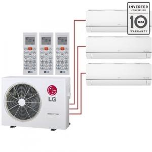 Мульти сплит система LG MJ05PCх2+MJ09PC/MU3R19