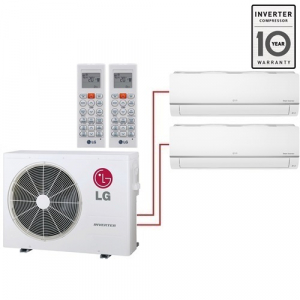 Мульти сплит система LG MJ07PC+MJ09PC/MU2R17