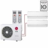 Мульти система на 2 комнаты LG MJ09PCx2/MU2R17