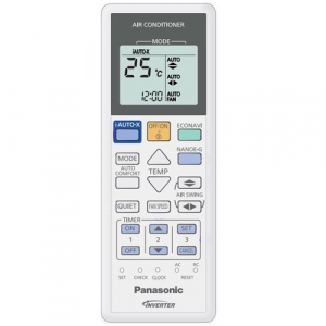 Мульти сплит система Panasonic 3хCS-E7RKDW+CS-E9RKDW+CS-E15RKDW/CU-5E34PBD
