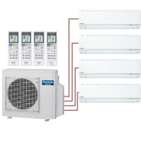 Мульти сплит система Panasonic CS-E7RKDWх3+CS-E15RKDW/CU-4E27PBD