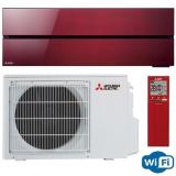 Кондиционер с Wi-Fi на 2,5 кВт (25 м2) Mitsubishi Electric MSZ-LN25VGR/MUZ-LN25VG