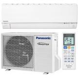 Инверторный кондиционер на 4 кВт (40 м2) Panasonic CS-E15RKDW/CU-E15RKD