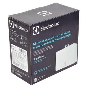Проточный водонагреватель Electrolux NP4 Aquatronic 2.0