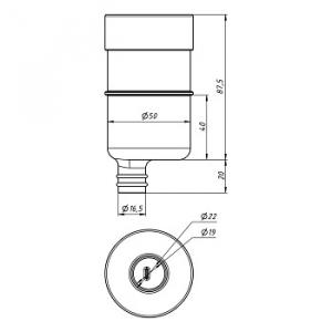 Сифон для кондиционера RexFaber G-35 Mini